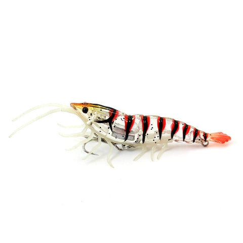 Savage Gear 3D Hybrid Shrimp Red