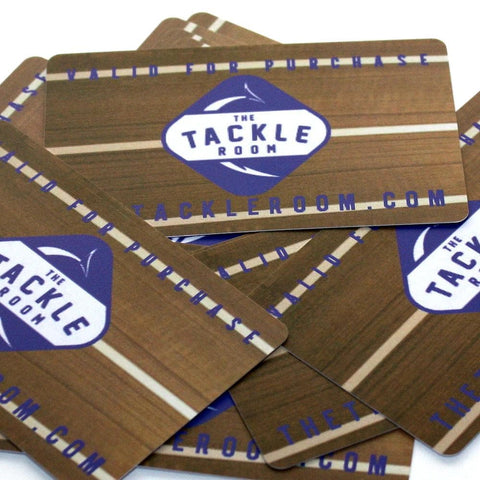 Tackle Room Gift Card