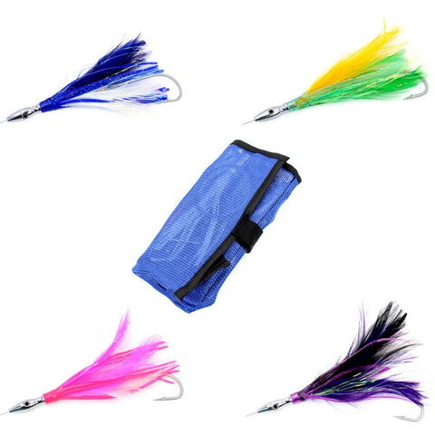 Williamson Flash Feather Kit Group