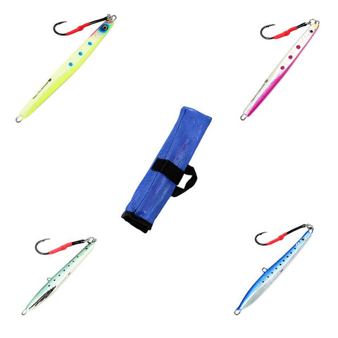 Williamson Light Speed Jig Kit Group