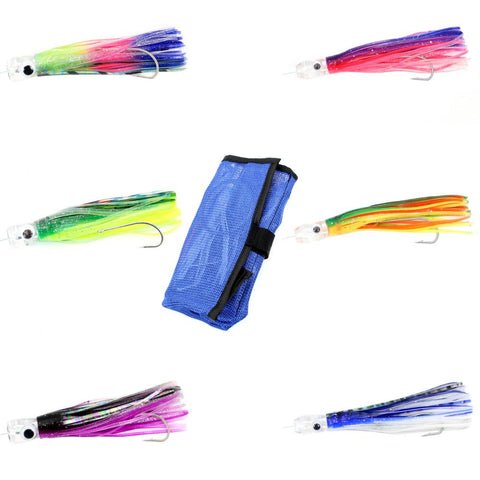 Williamson Sailfish Catcher Kit Grouped
