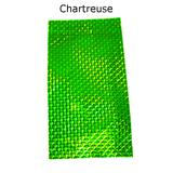 Photo of Chartreuse Mylar Sheets