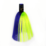 Laceration Lures Nugget Chartreuse and Purple