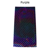 Photo of Purple Mylar Sheets