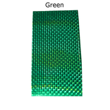 Photo of Green Mylar Sheets
