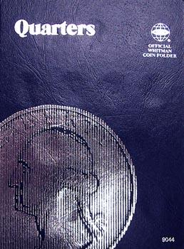 Whitman Folder: Quarters Plain