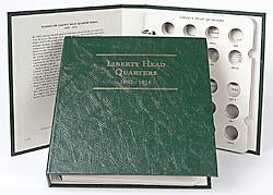 Littleton Album for Standing Liberty Quarters 1916-1930