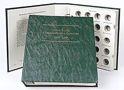 Littleton Album for State Quarters w/proof 1999-2003