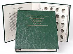 Littleton Album for Washington Quarter 1968-1998