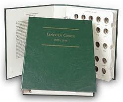 Littleton Album for Lincoln Cents 1909-1958