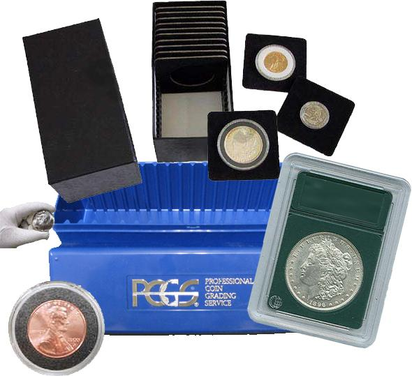 Advanced Coin Collectors Kit #101