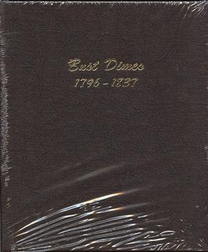 Dansco Album #6121 for Bust Dimes