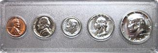 Marcus Mint and Proof Set Cases for Cent to Half Dollars