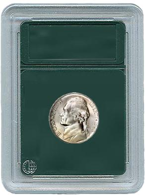 Coin World Coin Slabs for Nickels
