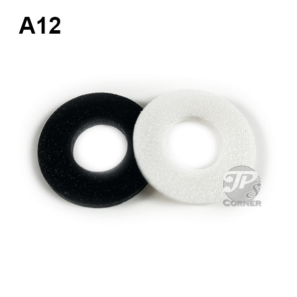 "12mm Air-Tite ""A"" Foam Rings  - Choice of 10 count or 50 count"