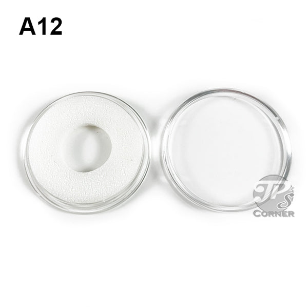 Air-Tite Model A 12mm White Ring Type