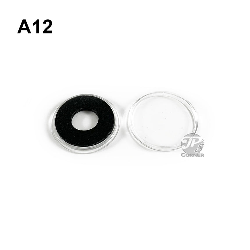 Air-Tite Model A 12mm Black Ring Type