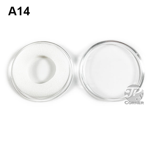 Air-Tite Model A 14mm White Ring Type