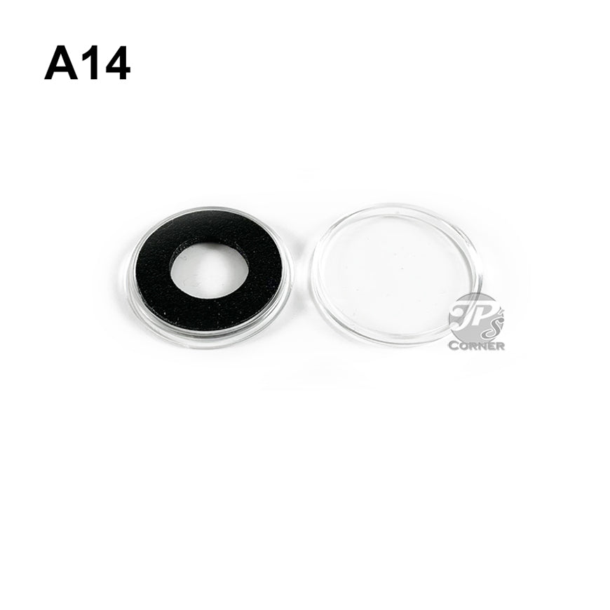Air-Tite Model A 14mm Black Ring Type