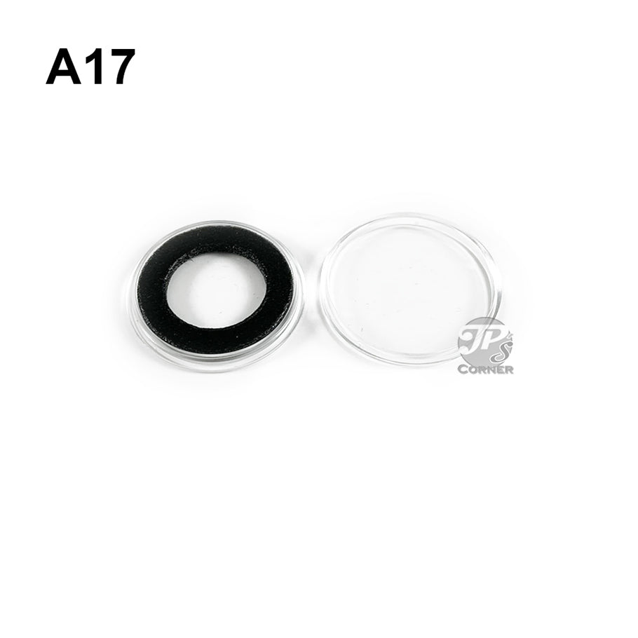 Air-Tite Model A 17mm Black Ring Type