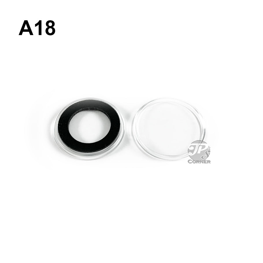 Air-Tite Model A 18mm Black Ring Type