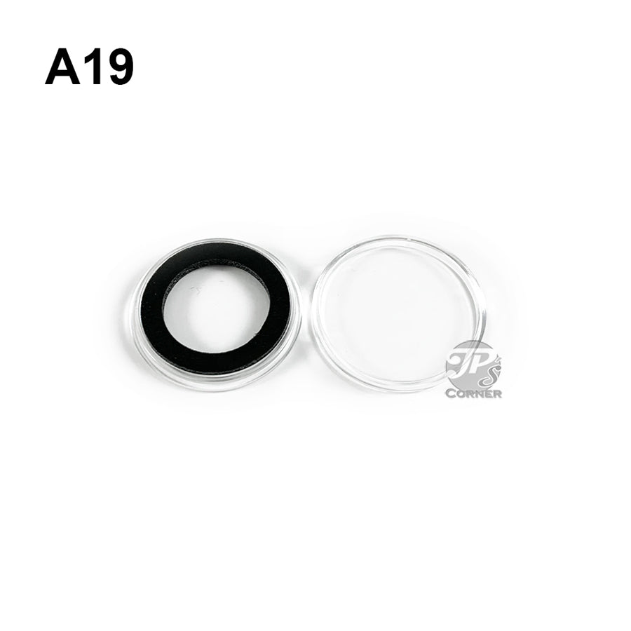 Air-Tite Model A 19mm Black Ring Type