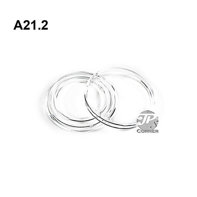 Direct Fit Air-Tite A21 Nickel Coin Capsule