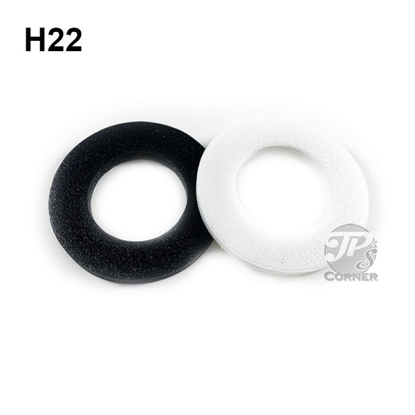 Ring Type Air-Tite Model H - 22mm Black