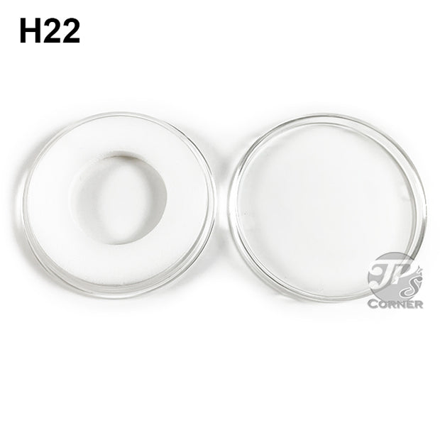 Air-Tite Model H 22mm White Ring Type