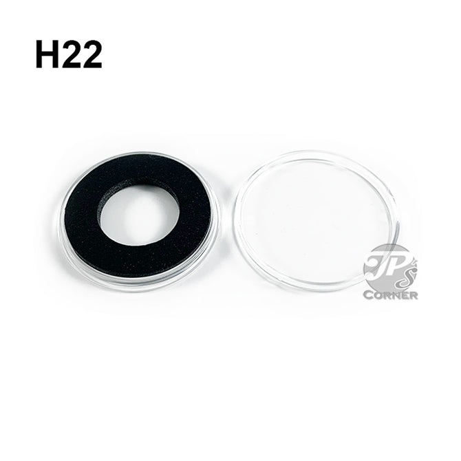 Air-Tite Model H 22mm Black Ring Type