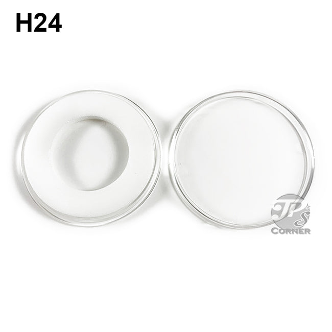 Air-Tite Model H 24mm White Ring Type