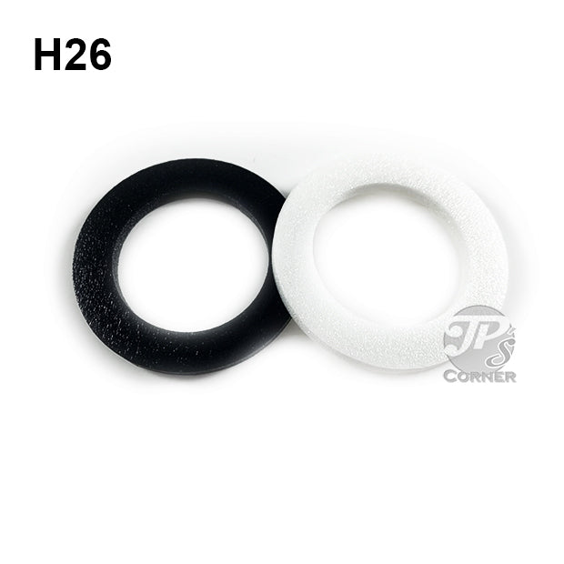 Ring Type Air-Tite Model H - 26mm White