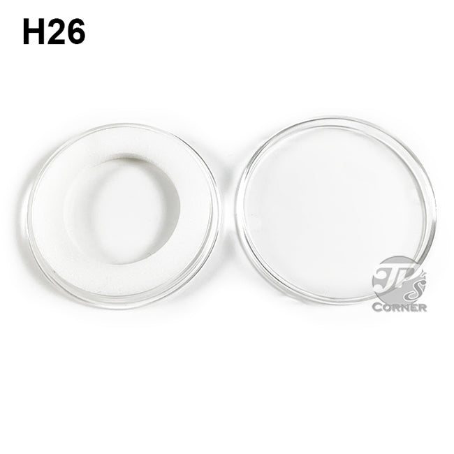 Air-Tite Model H 26mm White Ring Type