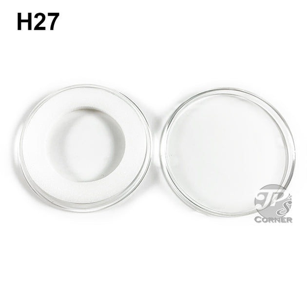 Air-Tite Model H 27mm White Ring Type