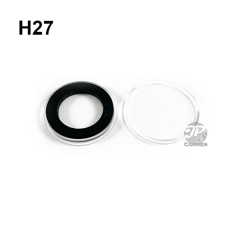 Ring Type Air-Tite Model H - 27mm Black