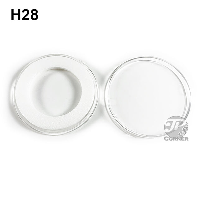 Air-Tite Model H 28mm White Ring Type