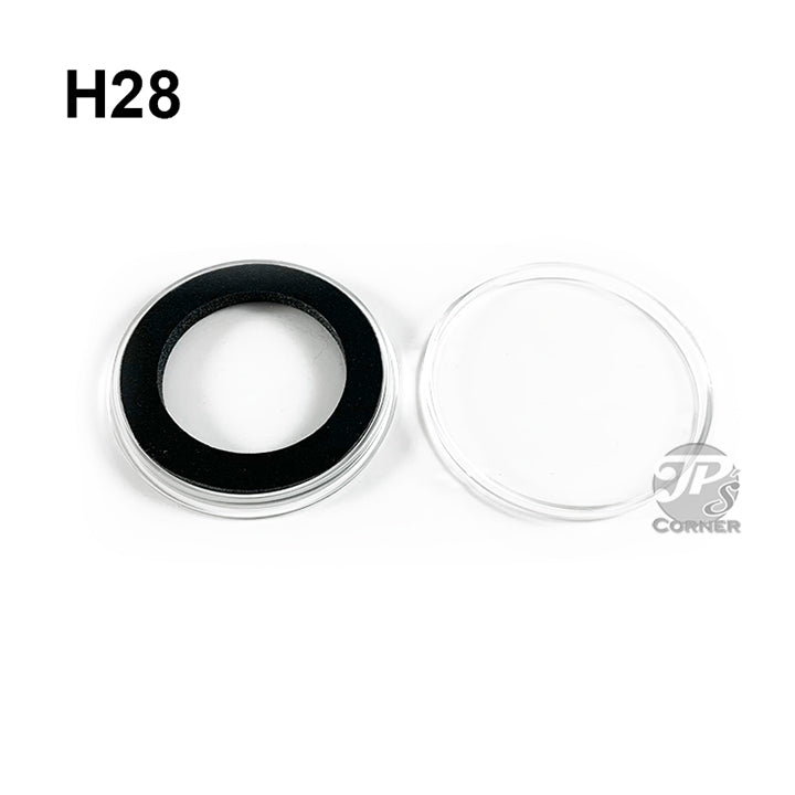 Air-Tite Model H 28mm Black Ring Type