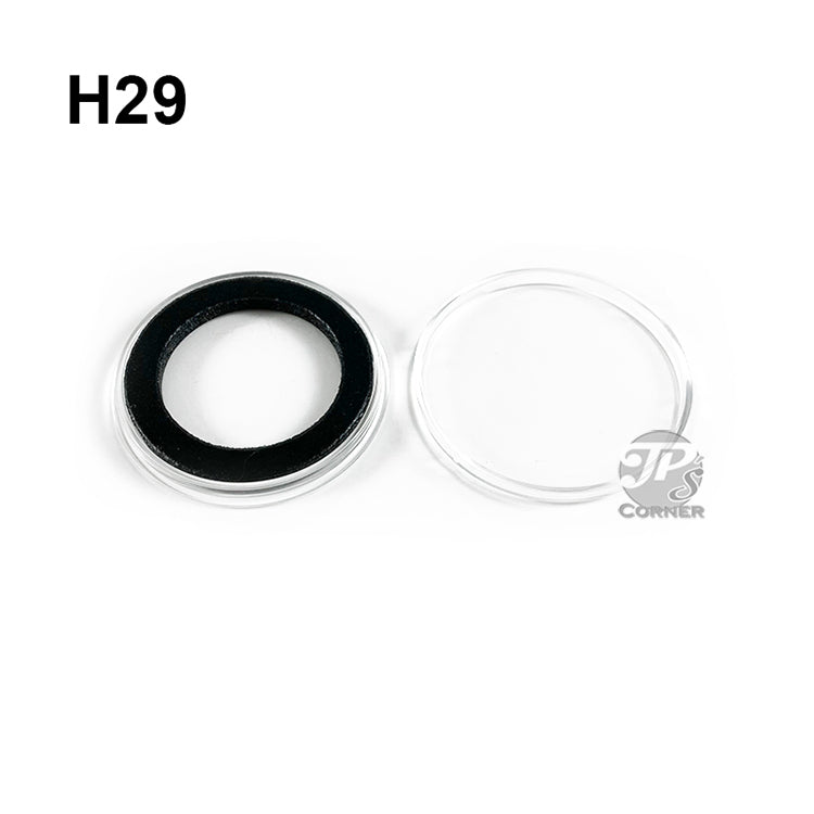 Ring Type Air-Tite Model H - 29mm Black