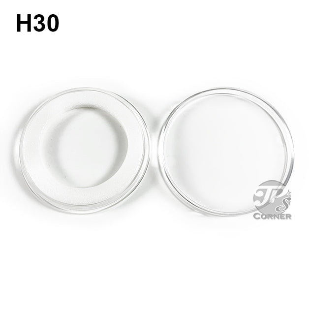 Air-Tite Model H 30mm White Ring Type
