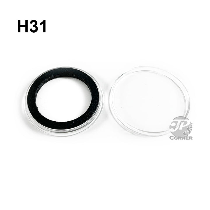 Ring Type Air-Tite Model H - 31mm Black