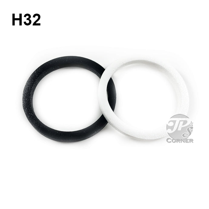 Ring Type Air-Tite Model H - 32mm Black