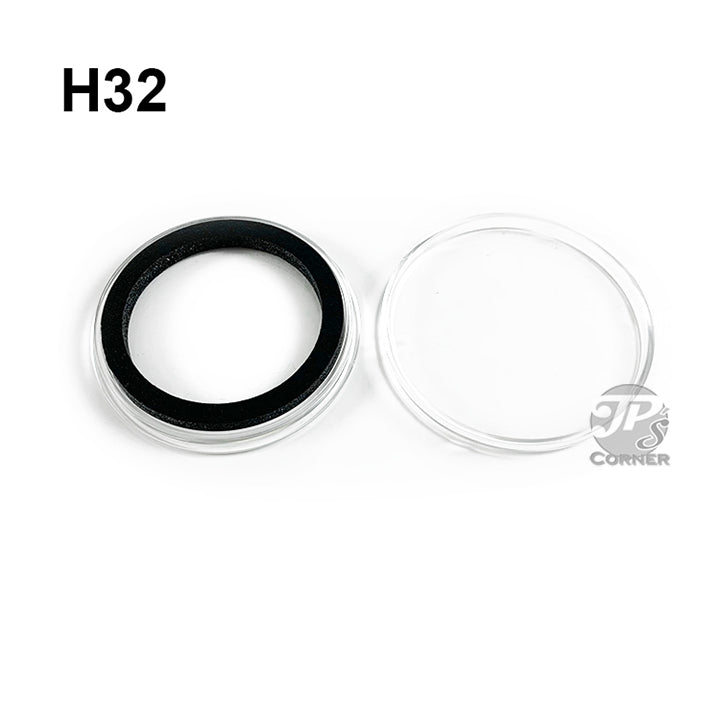 Air-Tite Model H 32mm Black Ring Type