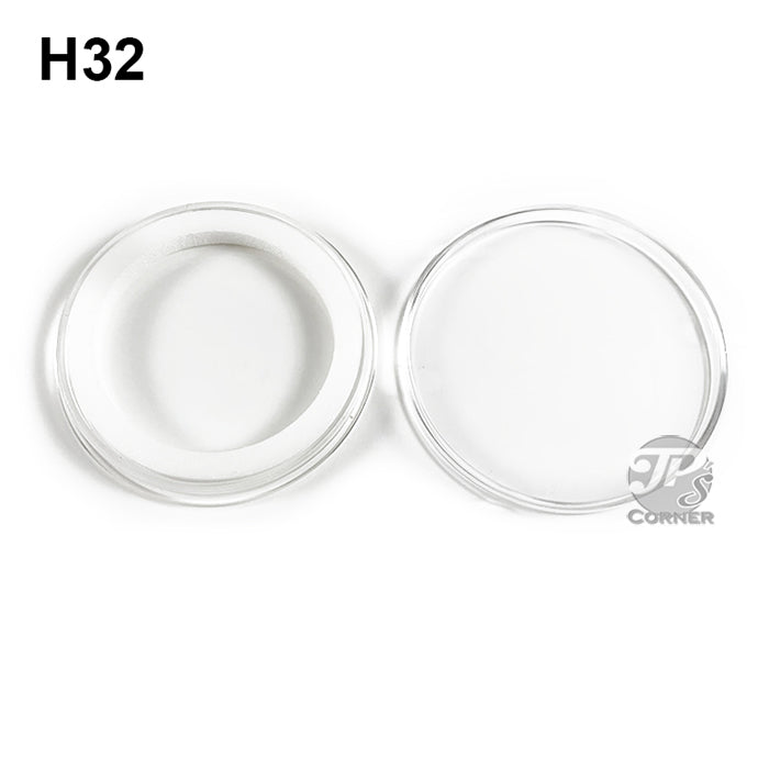 Air-Tite Model H 32mm White Ring Type