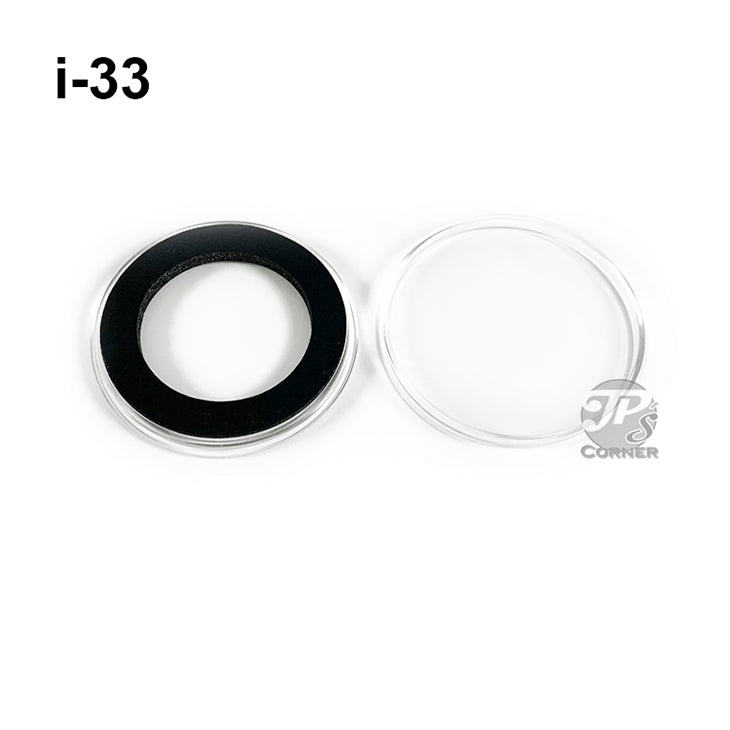 Air-Tite Model I 33mm Black Ring Type