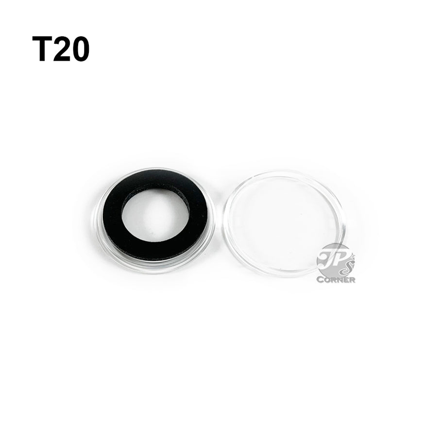 Air-Tite Model T 20mm Black Ring Type