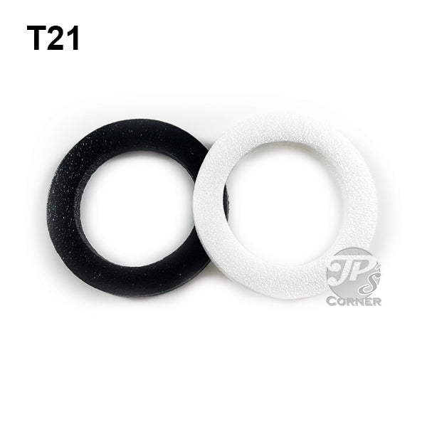 21mm Air-Tite Model T Foam Rings for Coin Capsule