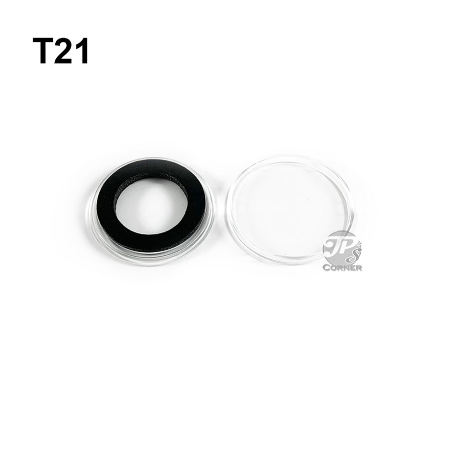 Air-Tite Model T 21mm Black Ring Type