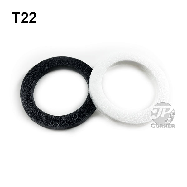22mm Air-Tite Model T Foam Rings for Coin Capsule
