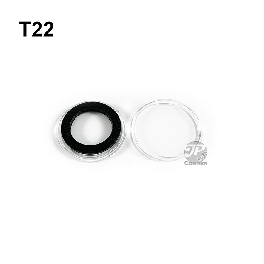 Air-Tite Model T 22mm Black Ring Type