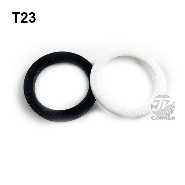 23mm Air-Tite Model T Foam Rings for Coin Capsule